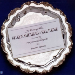 Born to be blue – George Shearing y Mel Torme