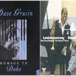 Mood Indigo- Dave Grusin- Louis Armstrong y Duke Ellington