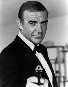 Sean-Connery-James Bond