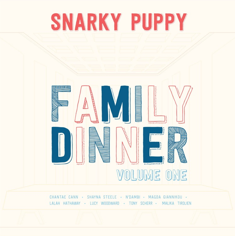 Gone Under (with Shayna Steele) / Amour T'es La (with Magda Giannikou) – Snarky Puppy