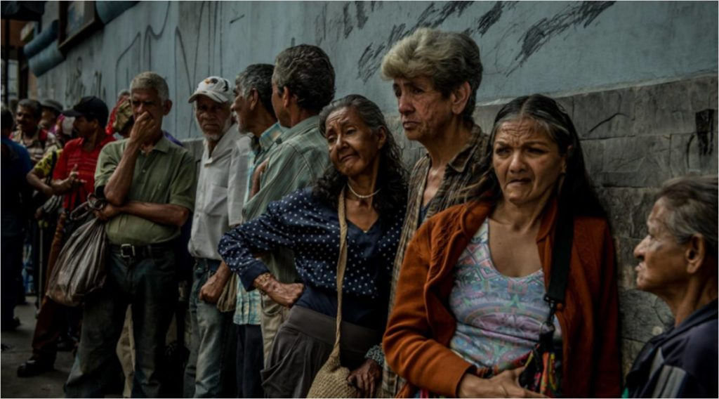 For Older Venezuelans, Fleeing Crisis Means 'Starting From Zero,' Even at 90 –  Kirk Semple