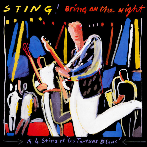 Cosider Me Gone – Sting