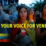 #TodosConVenezuela, una campaña de Ricardo Montaner y Human Rights Watch