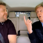 Paul McCartney – Carpool Karaoke con James Corden