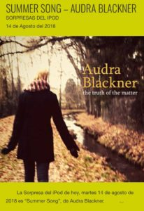 """Summer Song"", de Audra Blackner – Sorpresas del iPod"