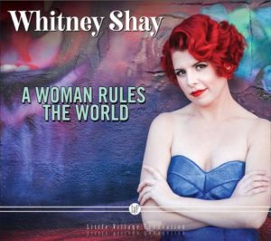 Ain't No Weak Woman - Whitney Shay