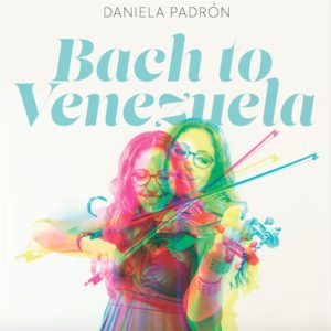 Prelude From Partita No. 3 In E Major - Daniela Padrón