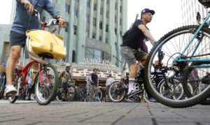 The L.A. Phil and CicLAvia brought the city together for a game-changing street party