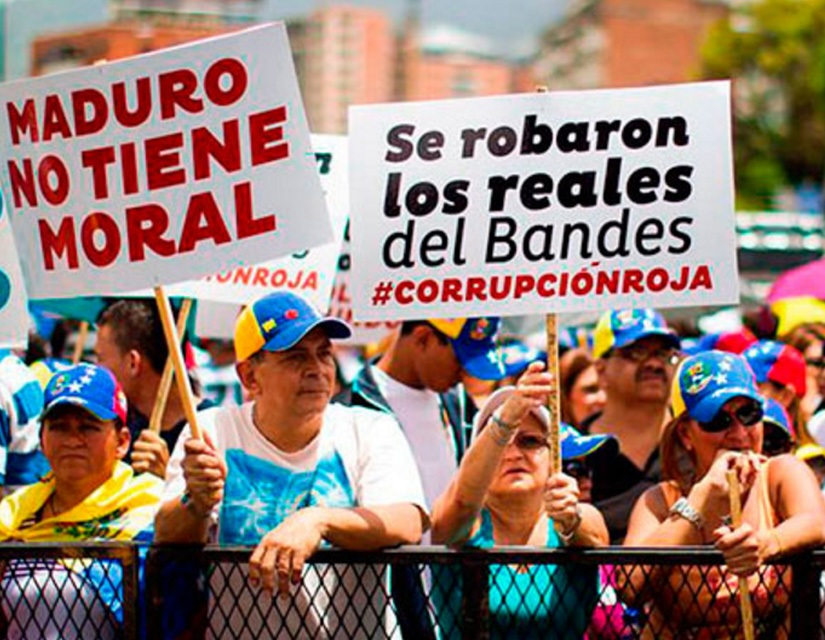 The venezuelan corruption - Laureano Márquez