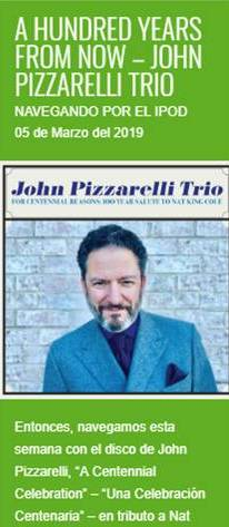 """A Hundred Years From Now"", de John Pizzarelli Trio – Navegando por el iPod"