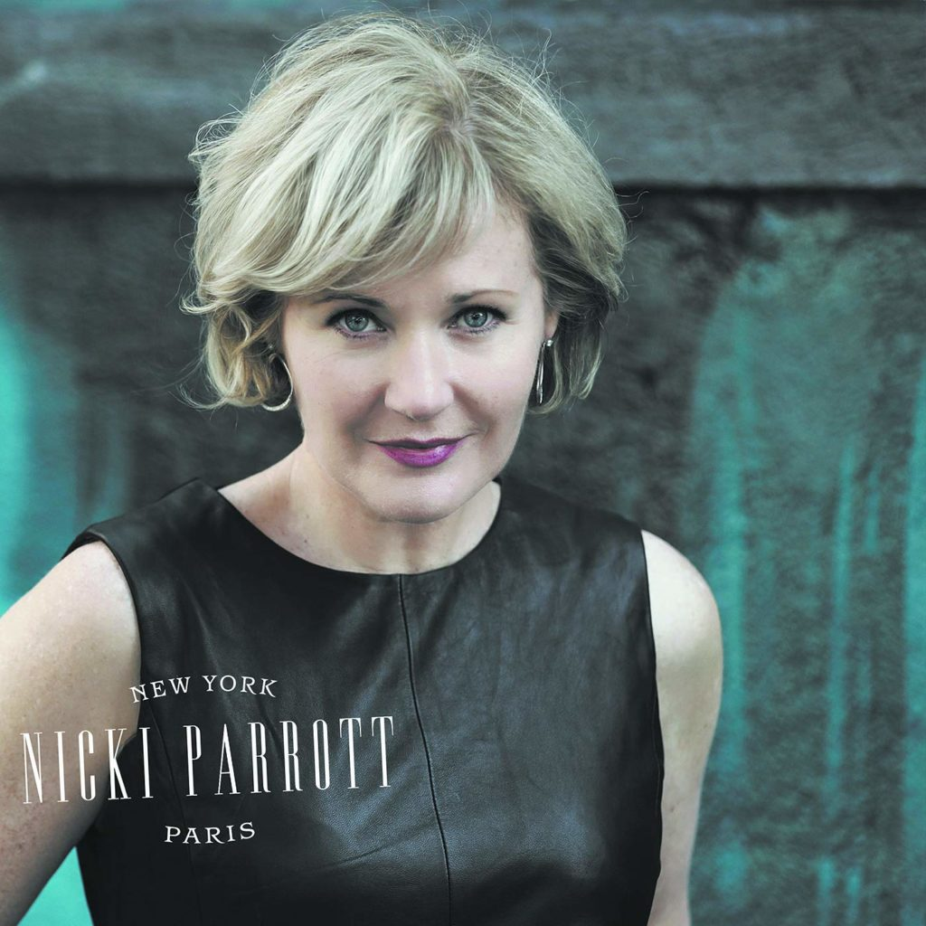 April In Paris – Nicki Parrott
