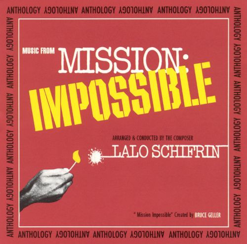 Jim On The Move – Lalo Schifrin