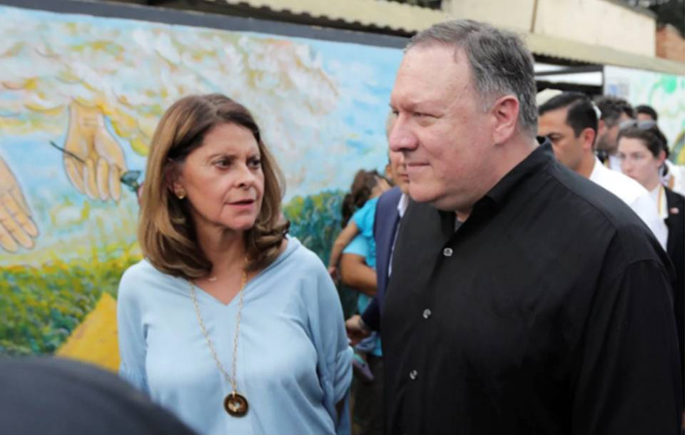 Exclusive: In secret recording, Pompeo opens up about Venezuelan opposition, says keeping it united 'has proven devilishly difficult' - John Hudson