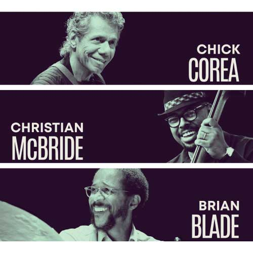 Crepuscule with Nellie (Live) – Chick Corea