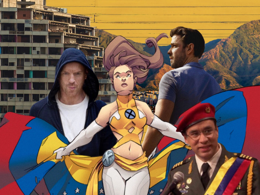 Designated Bad Guys: The New Portrayal of Venezuela in Fiction - Victor Drax
