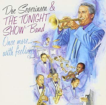 I Can't Get Started – Doc Severinsen & The Tonight Show Band