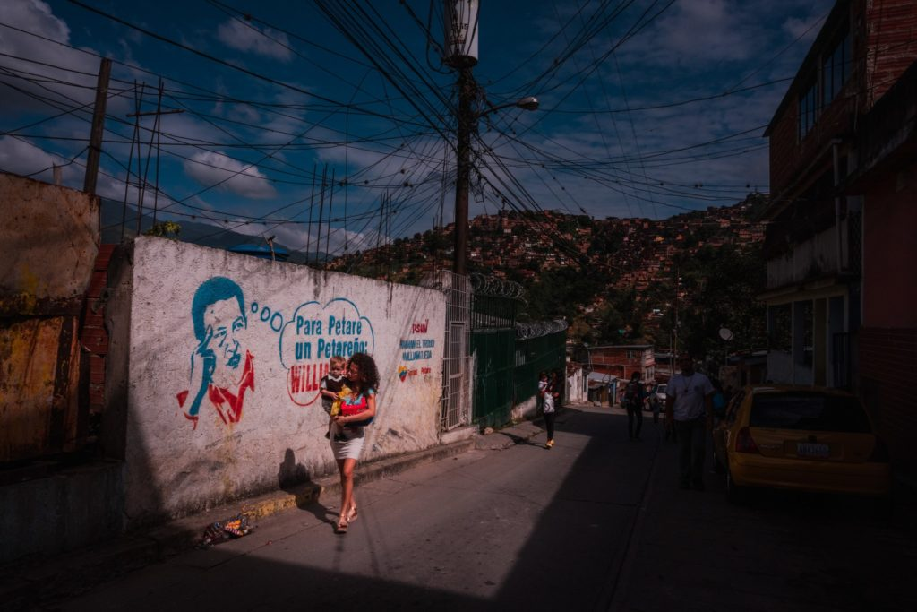 Venezuela's Capital Is Booming. Is This the End of the Revolution? - Anatoly Kurmanaev and Isayen Herrera