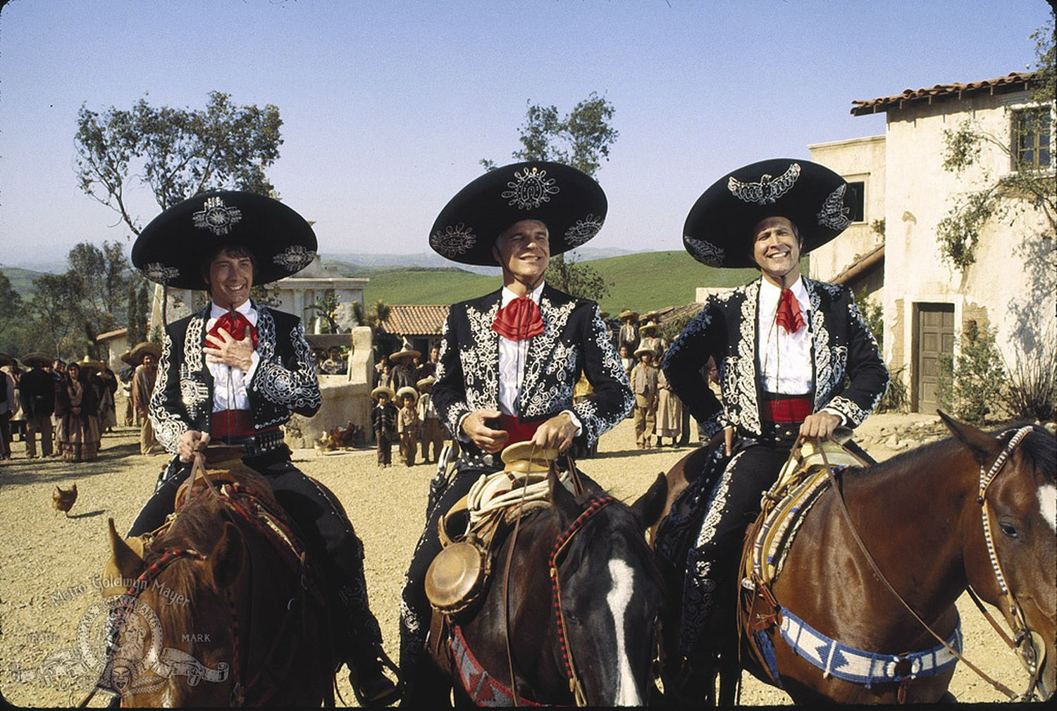'The three amigos' - Moisés Naím